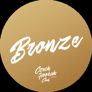 dýmkařské menu Bronze