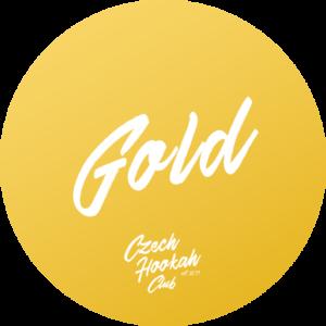 dýmkařské menu Gold